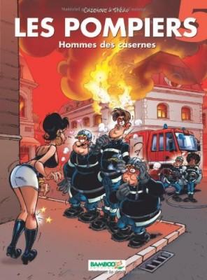 """Afficher """"Pompiers (Les) n° 5 Hommes des casernes"""""""