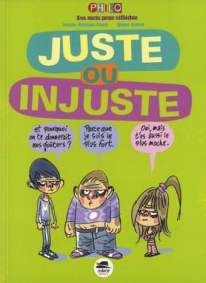 """Afficher """"Juste ou injuste"""""""