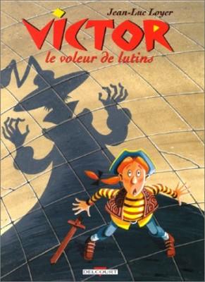 """Afficher """"Victor n° 1 Le voleur de lutins"""""""