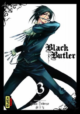 "Afficher ""Black Butler n° 3 Black Butler 3"""