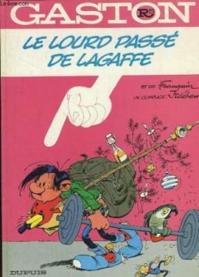 """Afficher """"Gaston n° 5 Le Lourd passé de Lagaffe"""""""