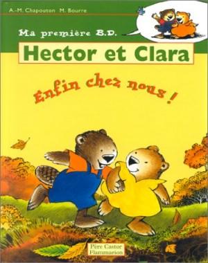 """Afficher """"Hector et Clara Enfin chez nous !"""""""