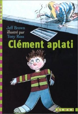 "Afficher ""Clément aplati"""