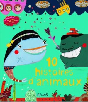 """Afficher """"10 HISTOIRES D'ANIMAUX -"""""""