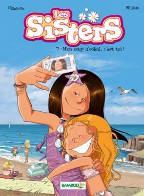 """Afficher """"Sisters (Les) n° 7 Mon coup d'soleil, c'est toi !"""""""