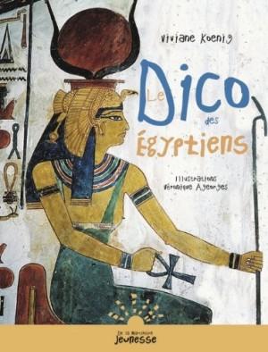 """Afficher """"Le dico des Égyptiens"""""""