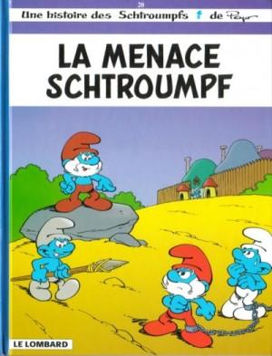 """Afficher """"Une histoire des Schtroumpfs n° 20 Les Schtroumpfs."""""""