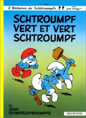 """Afficher """"Les schtroumpfs n° 9 Les Schtroumpfs."""""""