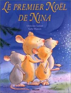 """Afficher """"Premier Noël de Nina (Le)"""""""