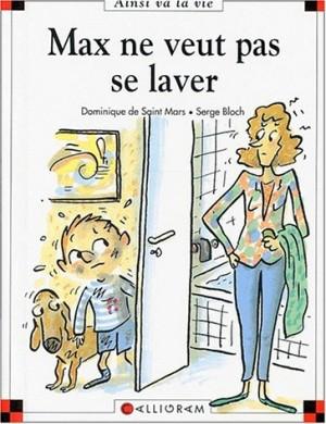 """Afficher """"Max et Lili n° 56 Max ne veut pas se laver"""""""