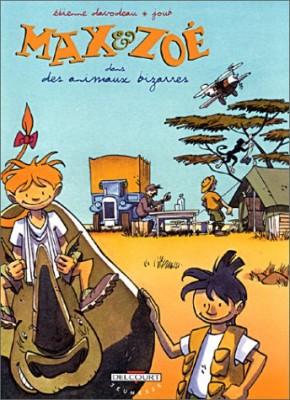 """Afficher """"Max & Zoé. n° 3 Des Animaux bizarres"""""""