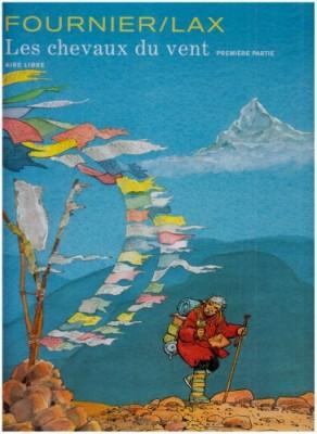 """Afficher """"Les Chevaux du vent n° 1 Les Chevaux du vent - Première partie"""""""