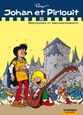 """Afficher """"Johan et Pirlouit n° 2 Sortilèges et enchantements"""""""