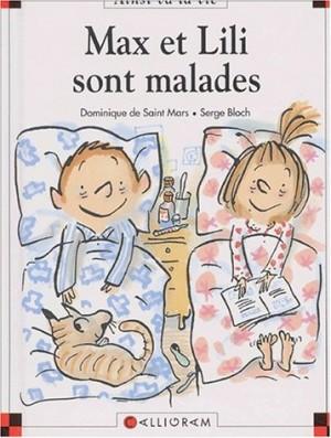 """Afficher """"Max et Lili sont malades"""""""