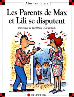 """Afficher """"Max et Lili n° 26 Les parents de Max et Lili se disputent"""""""