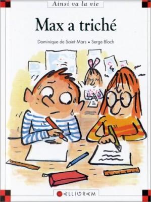 "Afficher ""Max et Lili n° 15 Max a triché"""