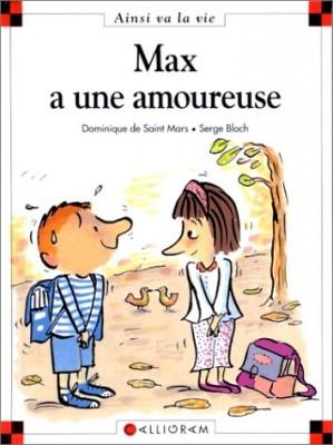 """Afficher """"Max et Lili n° 40<br /> Max a une amoureuse"""""""