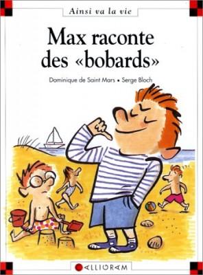 """Afficher """"Max raconte des bobards"""""""