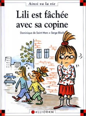 """Afficher """"Max et Lili n° 14 Lili est fâchée avec sa copine"""""""