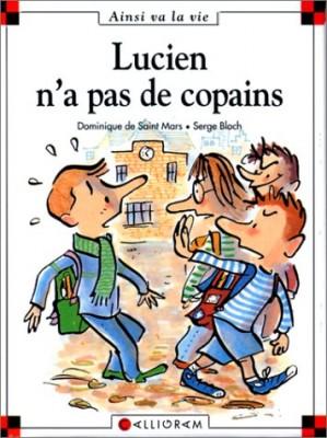 """Afficher """"Max et Lili n° 51 Lucien n'a pas de copains"""""""