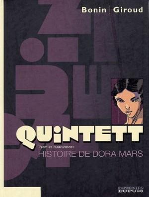 "Afficher ""Quintett n° 1Histoire de Dora Mars"""