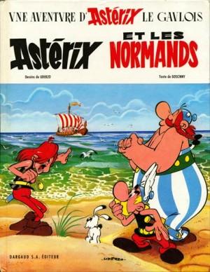 """Afficher """"Astérix Astérix et les Normands"""""""