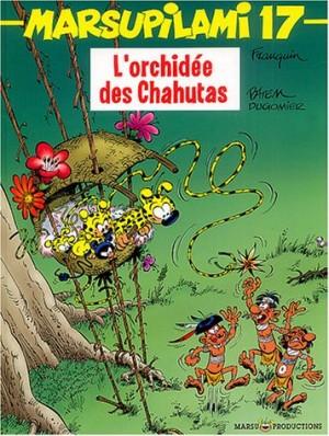 """Afficher """"Marsupilami n° 17 L'orchidée des Chahutas"""""""