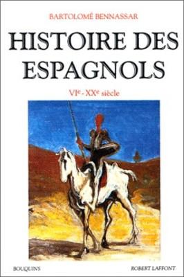 """Afficher """"Histoire des Espagnols"""""""
