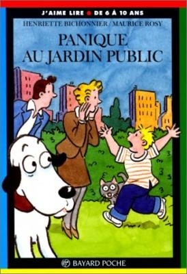 """Afficher """"Panique au jardin public"""""""
