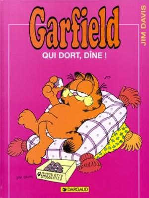 """Afficher """"Garfield n° 8 Qui dort dîne !"""""""