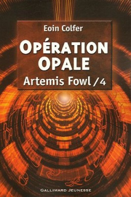"Afficher ""Artemis Fowl n° 4Opération Opale"""