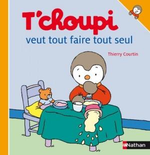 """Afficher """"T'choupi n° 37 T'choupi veut tout faire tout seul"""""""