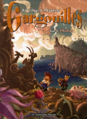 """Afficher """"Gargouilles Phidias"""""""