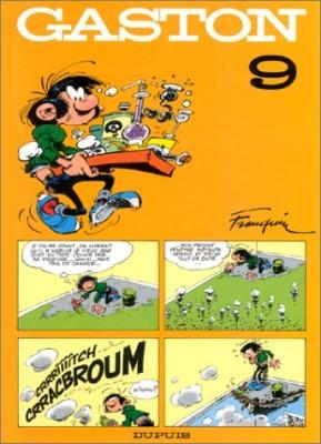 """Afficher """"Gaston n° 9 Gaston 9"""""""