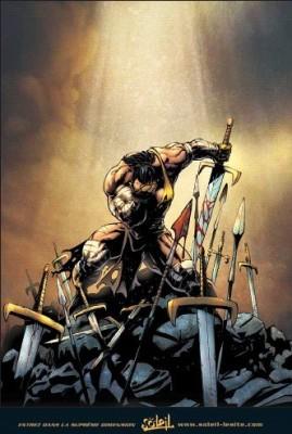 """Afficher """"Geste des Chevaliers Dragons (La) n° 4La geste des chevaliers dragons n° 4Brisken"""""""