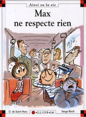 "Afficher ""Max et Lili n° 77 Max ne respecte rien"""