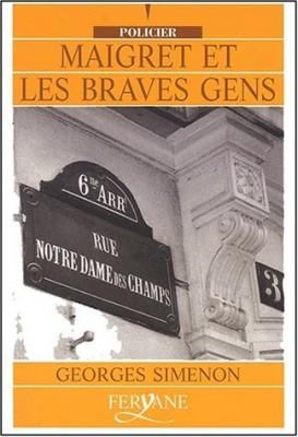 """Afficher """"Maigret et les braves gens"""""""