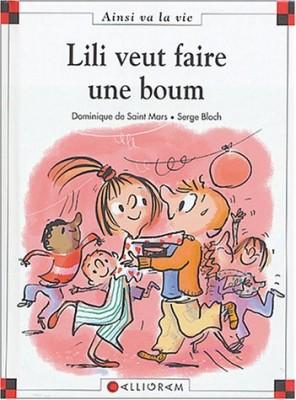 """Afficher """"Lili veut faire une boum"""""""