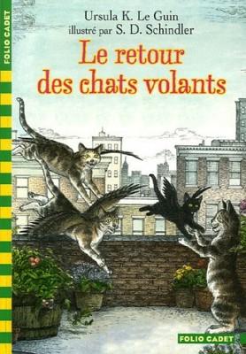 """Afficher """"Le retour des chats volants"""""""