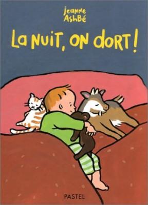 """Afficher """"La nuit, on dort !"""""""