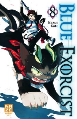 "Afficher ""Blue exorcist n° 8"""