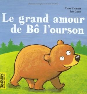 """Afficher """"Le grand amour de Bô l'ourson"""""""