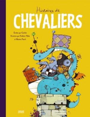"""Afficher """"Histoires de chevaliers"""""""