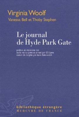 """Afficher """"Le journal de Hyde Park Gate"""""""