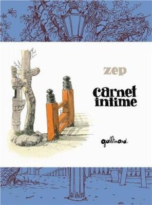 vignette de 'Carnet intime (Zep)'