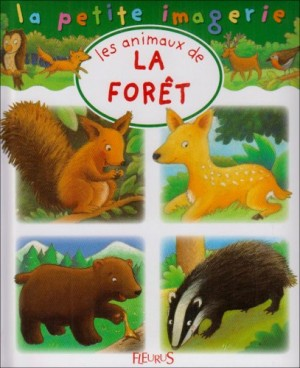 """Afficher """"Les animaux de la forêt"""""""
