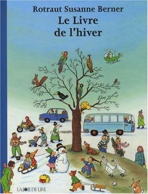 vignette de 'livre de l'hiver (Le) (Rotraut Susanne Berner)'