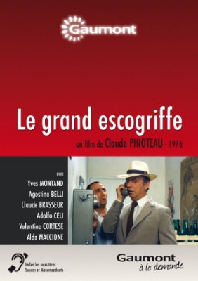 "Afficher ""Le grand escogriffe"""