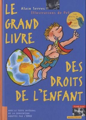 """Afficher """"Le grand livre des droits de l'enfant"""""""