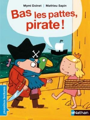 """Afficher """"Bas les pattes, pirate !"""""""